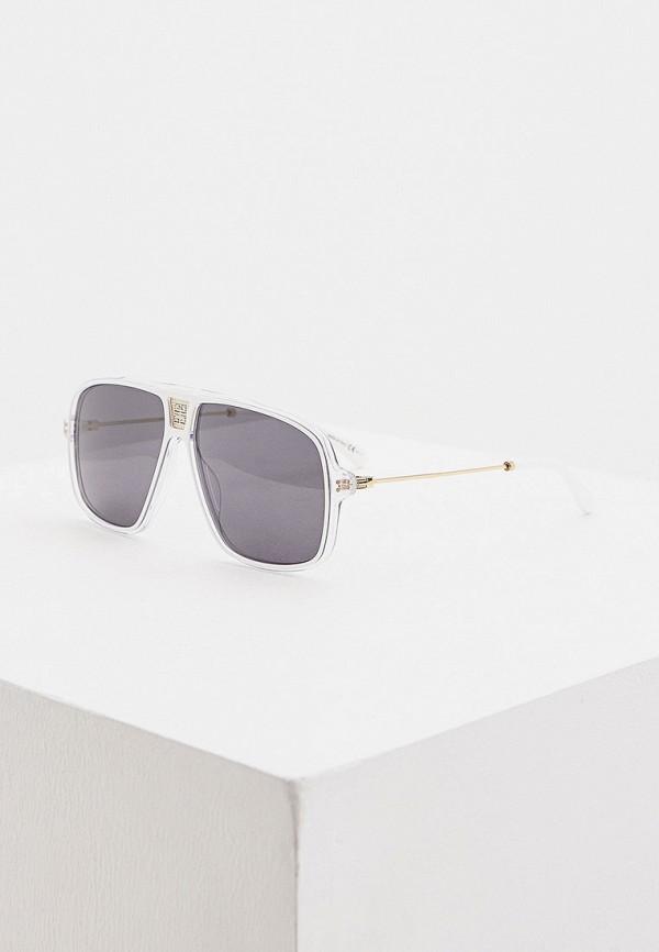 женские солнцезащитные очки givenchy, белые