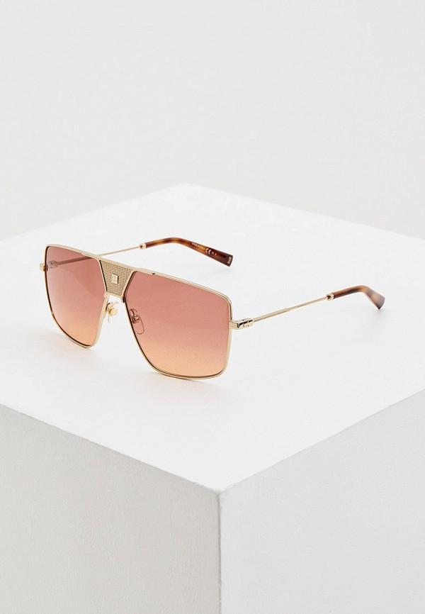 женские солнцезащитные очки givenchy, розовые