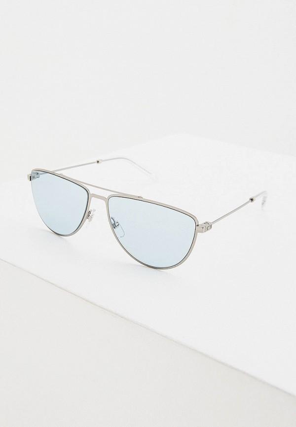 женские солнцезащитные очки givenchy, серебряные