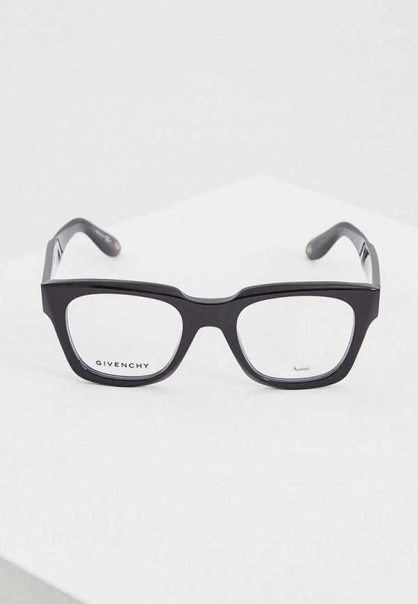 Фото 14 - Оправа Givenchy черного цвета