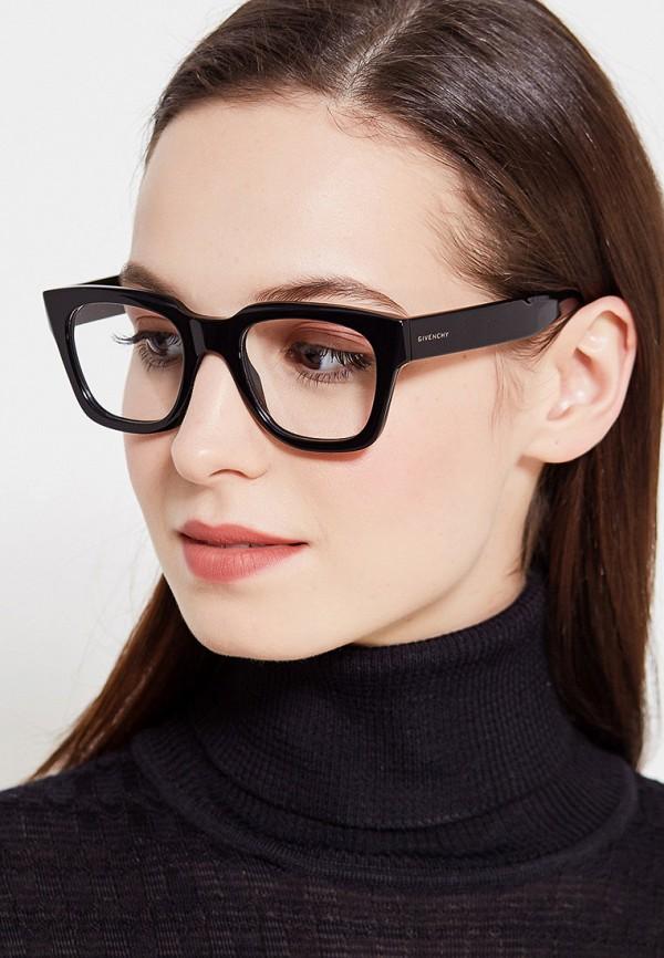 Фото 23 - Оправа Givenchy черного цвета