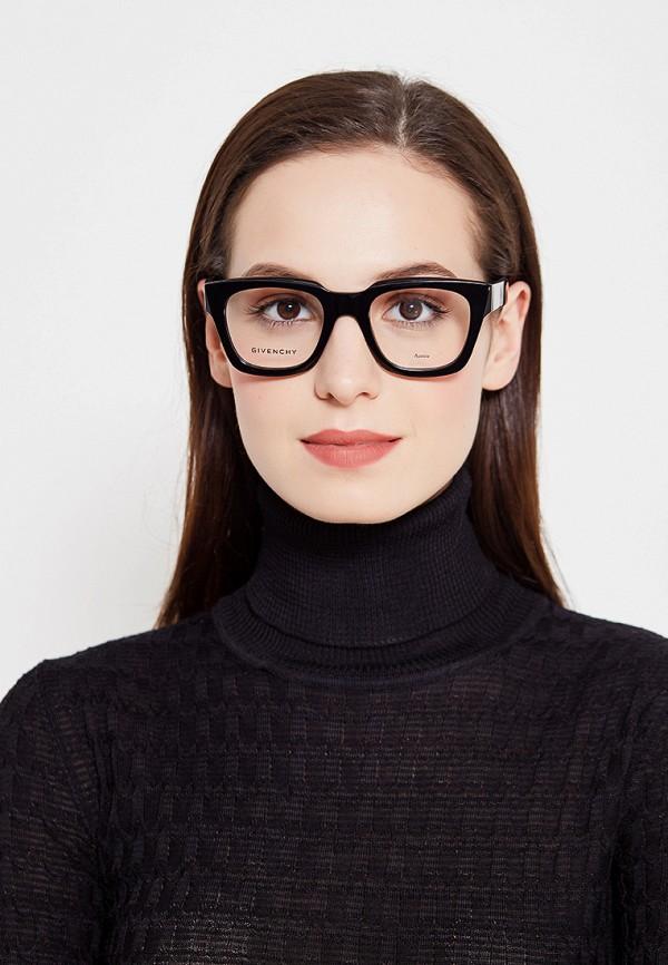 Фото 18 - Оправа Givenchy черного цвета