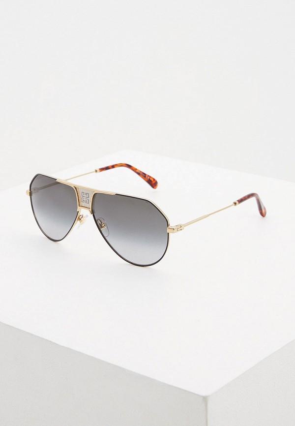 женские солнцезащитные очки givenchy, серые