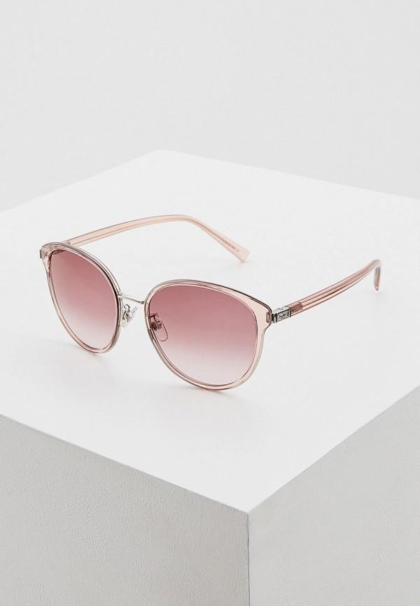 женские солнцезащитные очки givenchy, бордовые