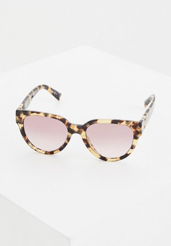 женские солнцезащитные очки givenchy, бежевые