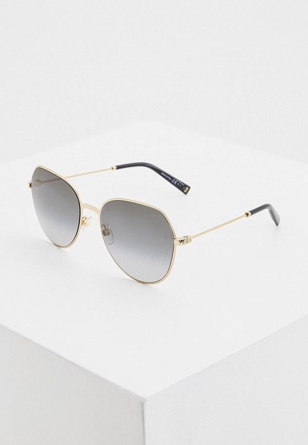 женские солнцезащитные очки givenchy, золотые