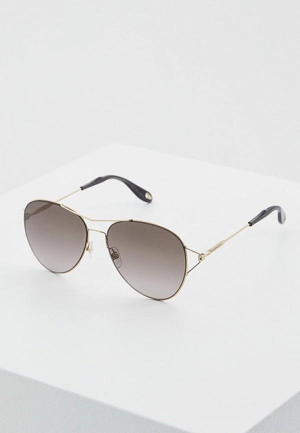 Очки солнцезащитные Givenchy Givenchy GI007DWIZB70 очки солнцезащитные givenchy givenchy gi007dmnnx80