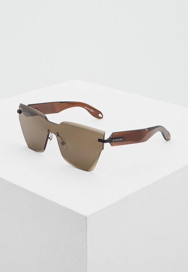 Очки солнцезащитные Givenchy Givenchy GI007DWYAF55 очки солнцезащитные givenchy givenchy gi007dwcwly6