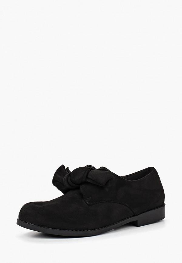 Купить Ботинки Girlhood, GI021AWCAOE4, черный, Осень-зима 2018/2019