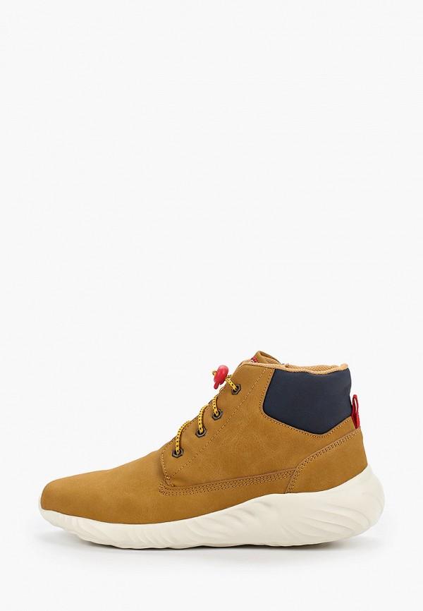 ботинки gioseppo для мальчика, желтые