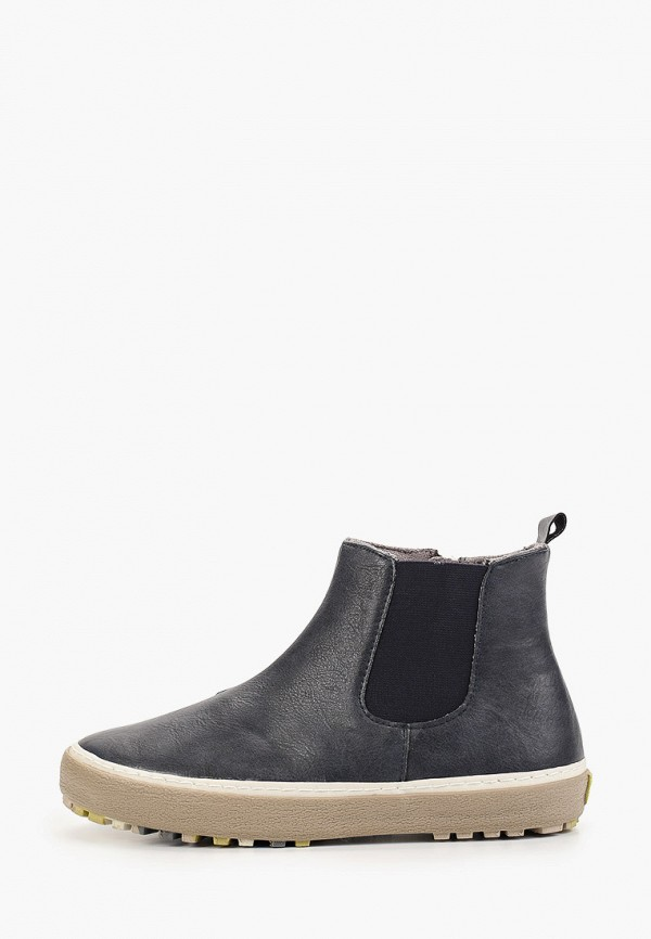 ботинки gioseppo для девочки, синие