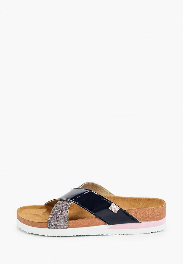 сандалии gioseppo для девочки, черные