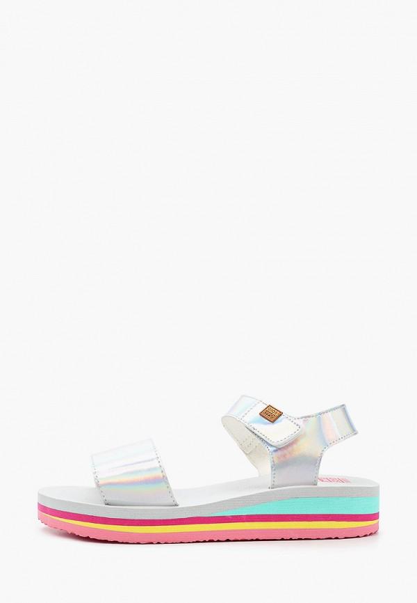 сандалии gioseppo для девочки, белые