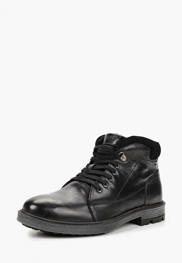мужские ботинки gioseppo, черные