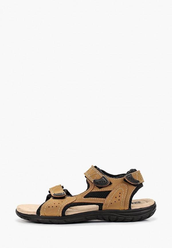 мужские сандалии gioseppo, бежевые