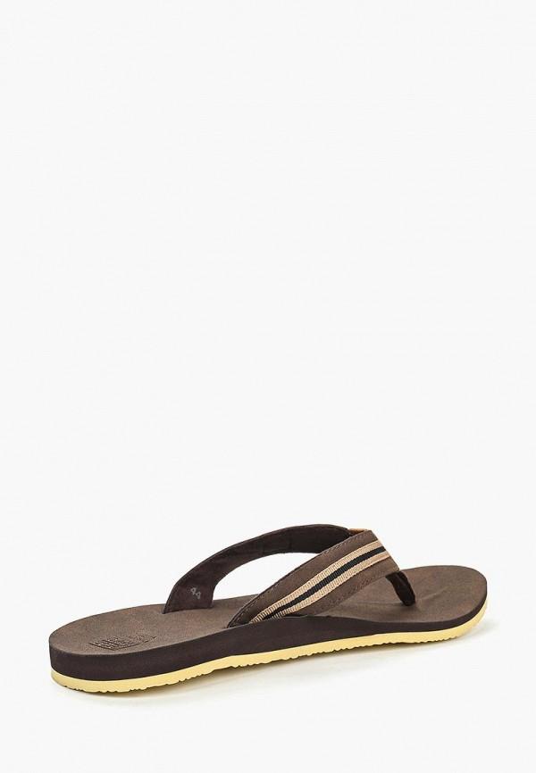 Фото 3 - мужские сандали Gioseppo коричневого цвета