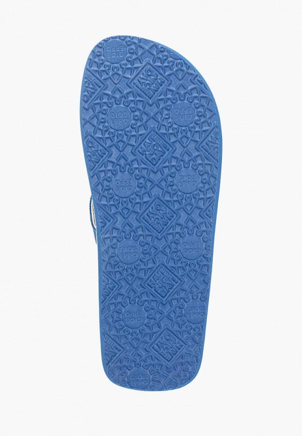 Фото 5 - Сланцы Gioseppo синего цвета