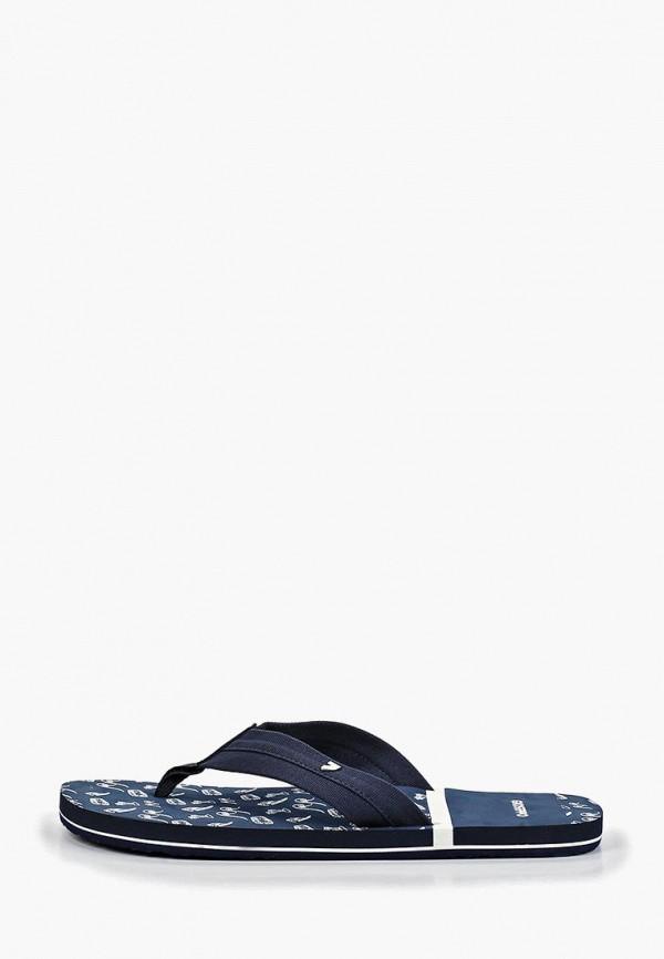 мужские сланцы gioseppo, синие