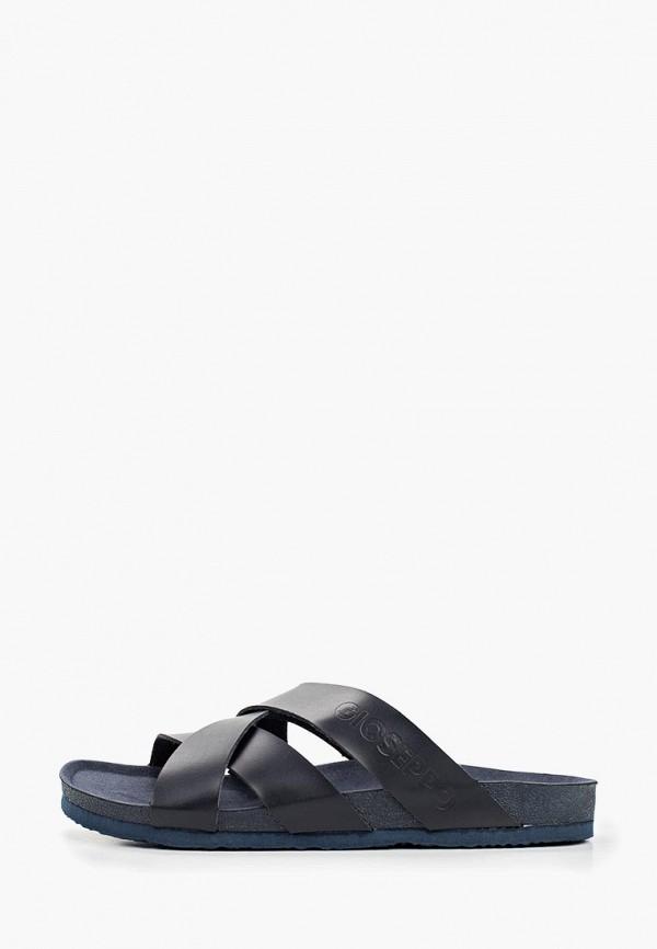 мужские сандалии gioseppo, синие