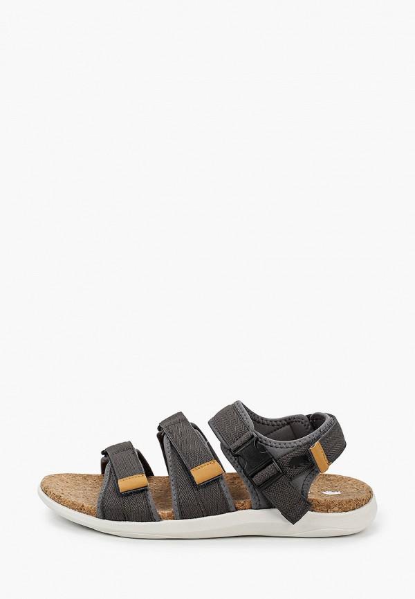 мужские сандалии gioseppo, серые