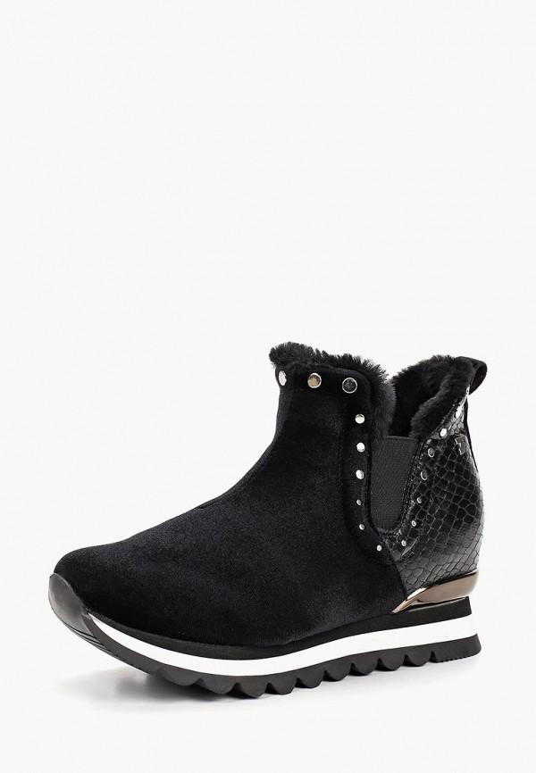 женские кроссовки gioseppo, черные