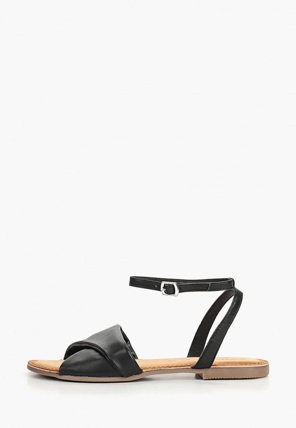 женские сандалии gioseppo, черные