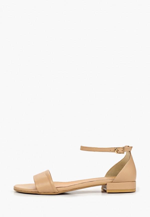 женские сандалии gioseppo, бежевые