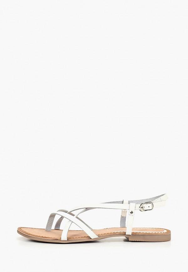 женские сандалии gioseppo, белые