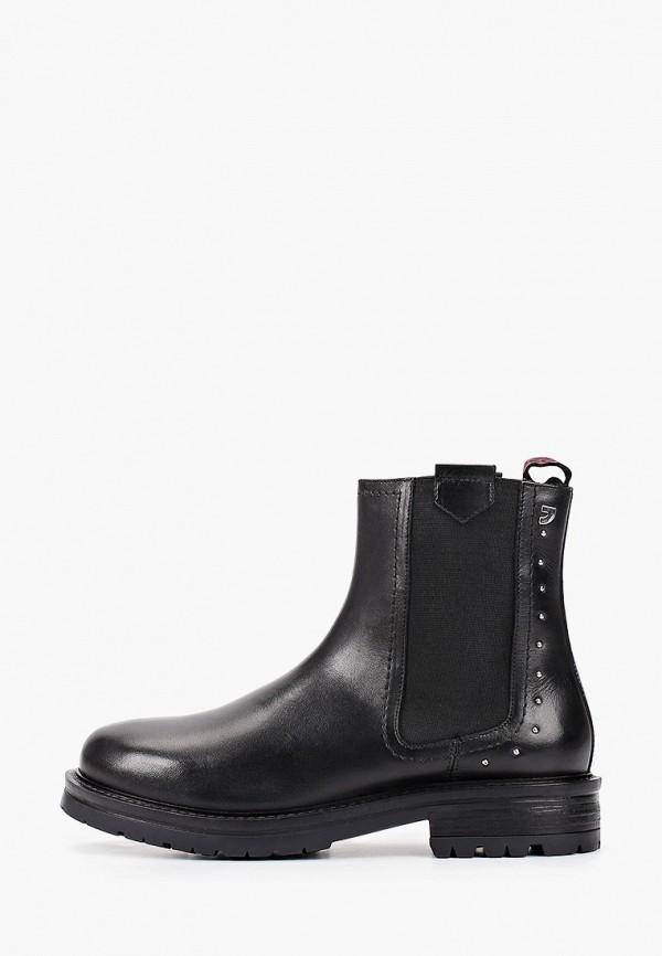 женские ботинки gioseppo, черные
