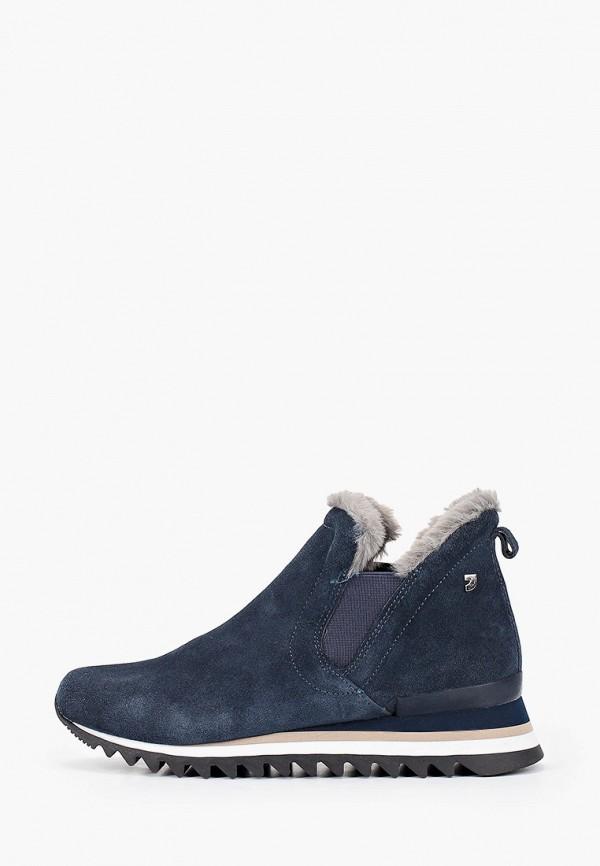 женские ботинки gioseppo, синие