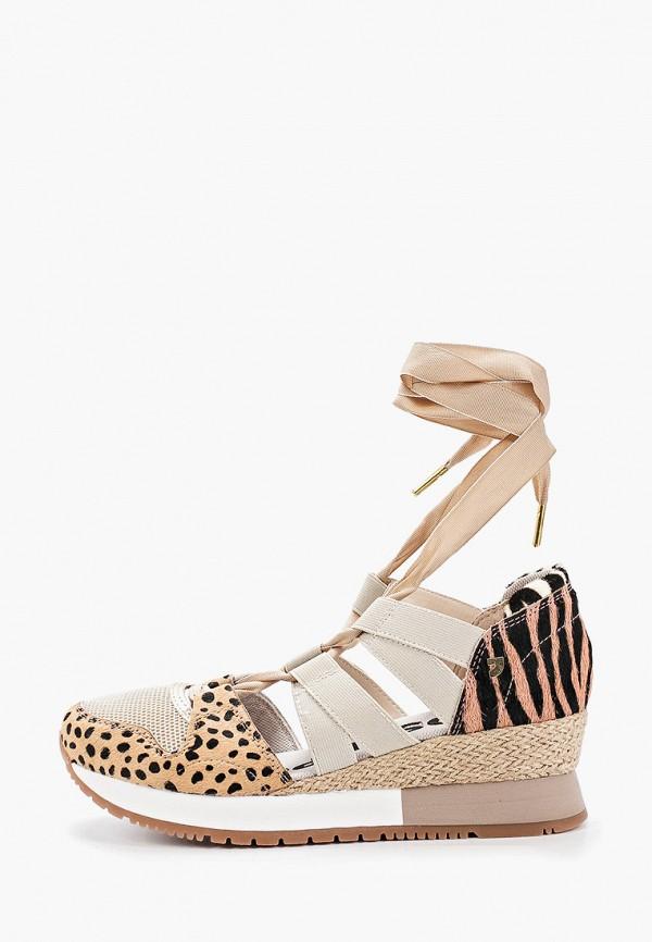 женские туфли gioseppo, бежевые