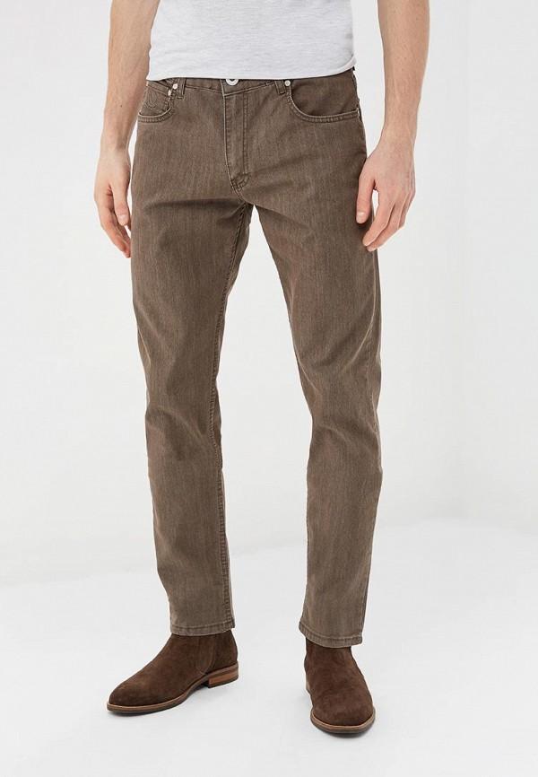 мужские зауженные джинсы giorgio di mare, хаки