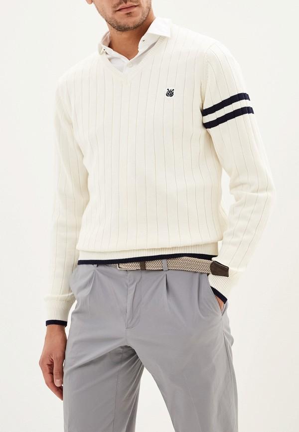 мужской пуловер giorgio di mare, бежевый