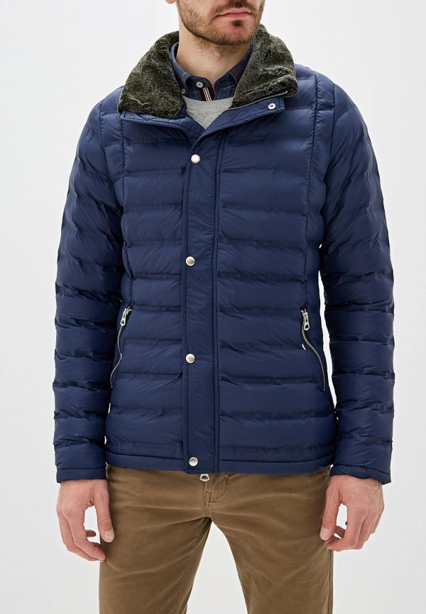мужская куртка giorgio di mare, синяя
