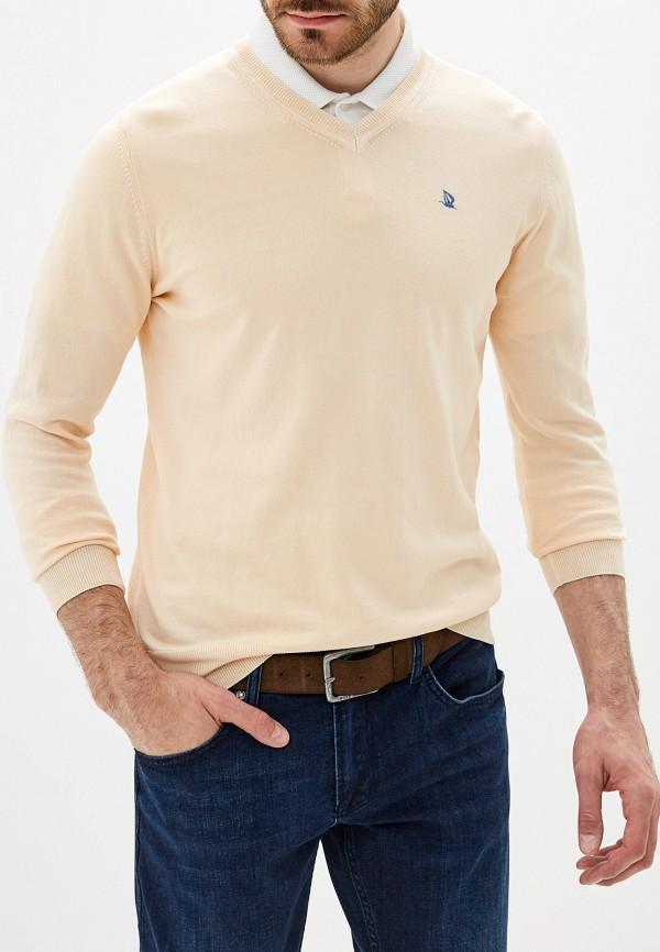 мужской пуловер giorgio di mare, розовый