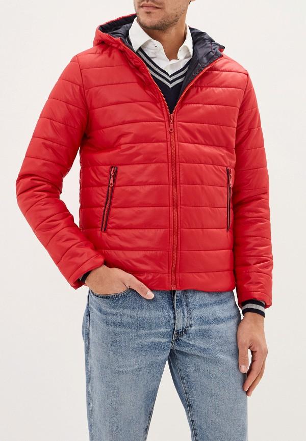 мужская куртка giorgio di mare, красная