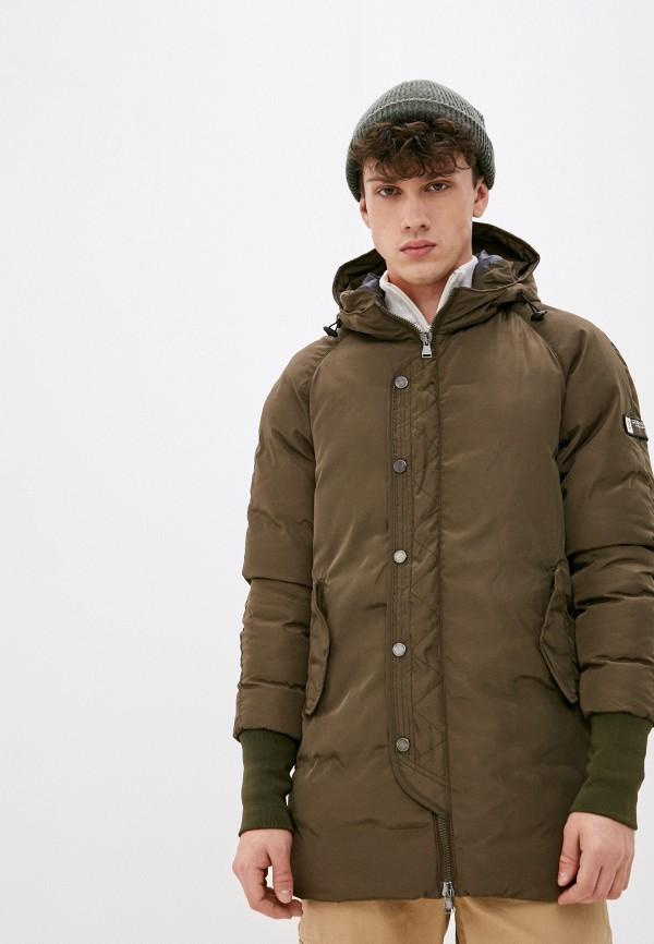 мужская куртка giorgio di mare, хаки