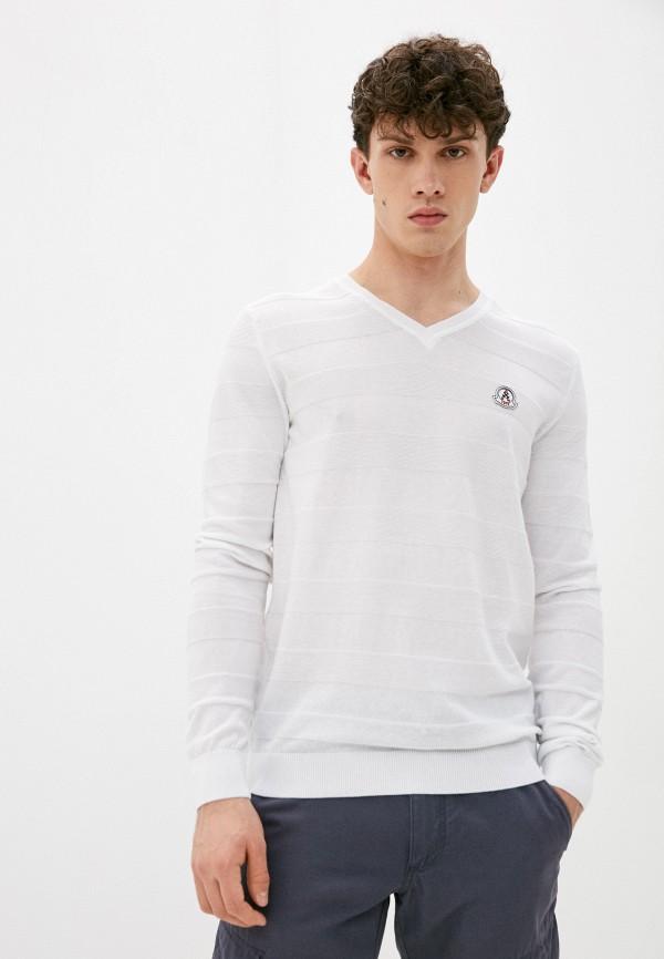 мужской пуловер giorgio di mare, белый