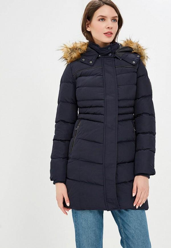 Купить Куртку утепленная Giorgio Di Mare синего цвета