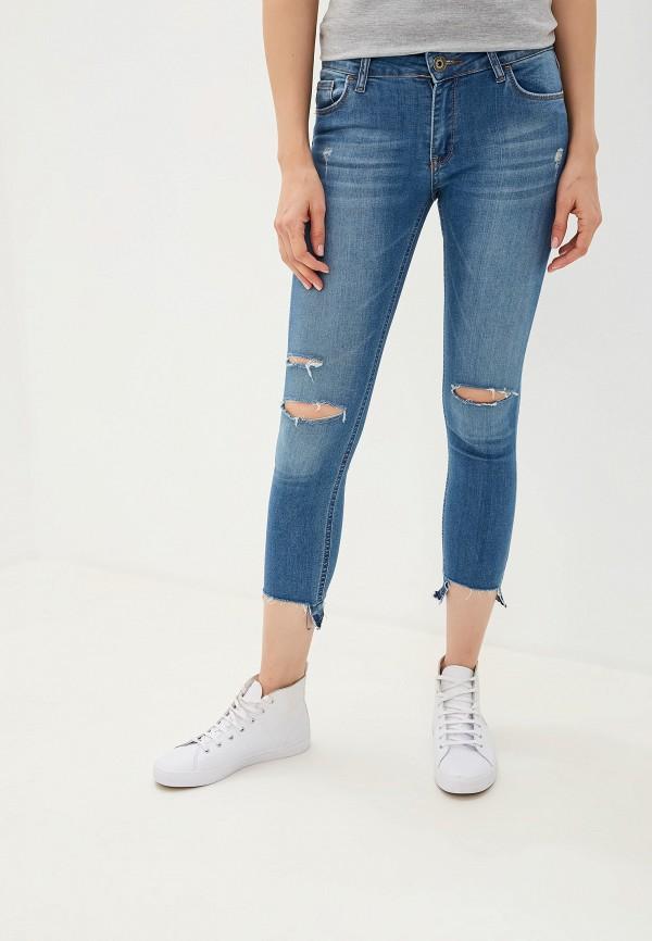 женские джинсы giorgio di mare, голубые