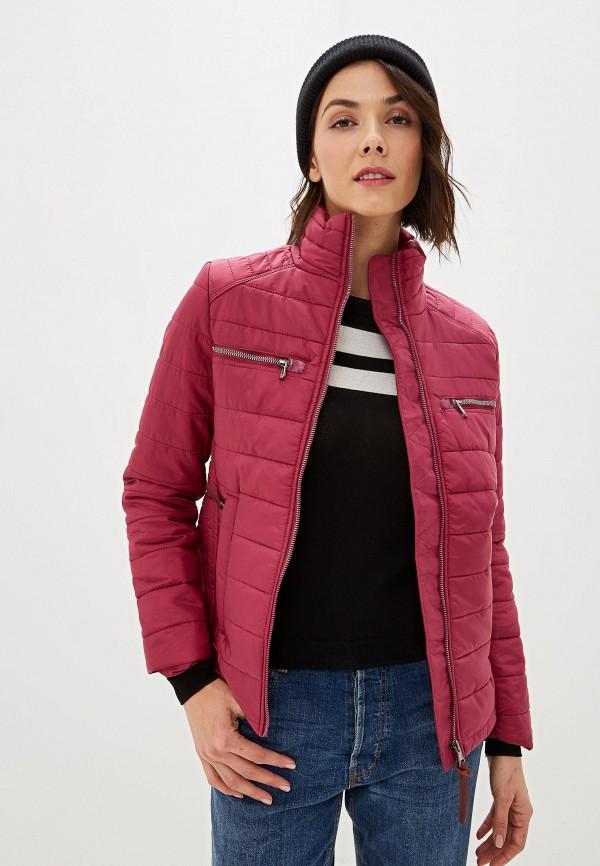 женская куртка giorgio di mare, розовая