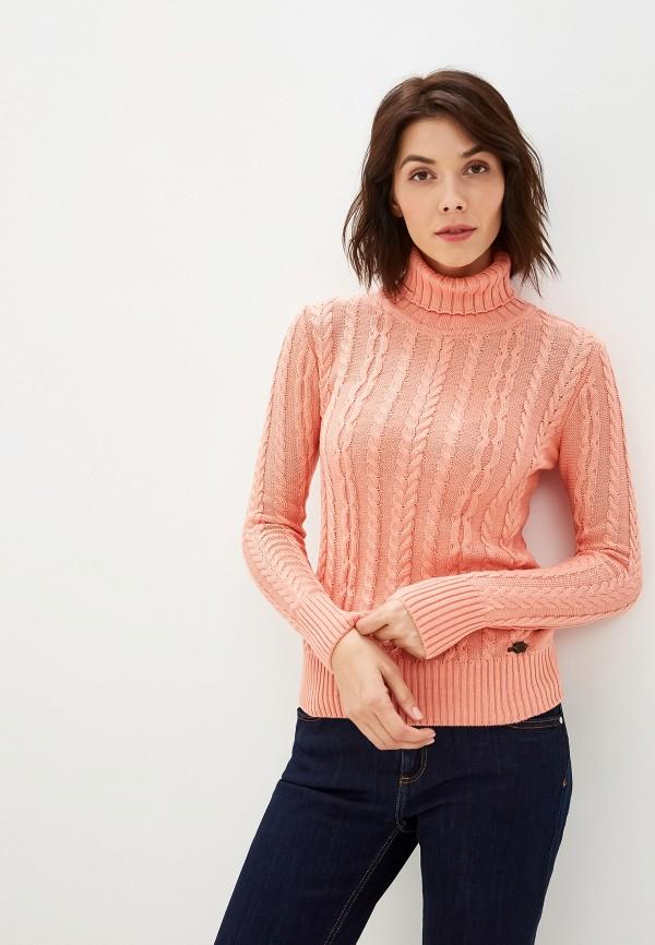 женский свитер giorgio di mare, розовый