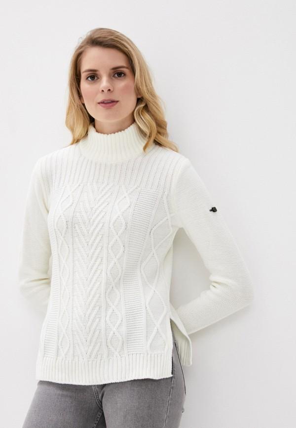женский свитер giorgio di mare, белый