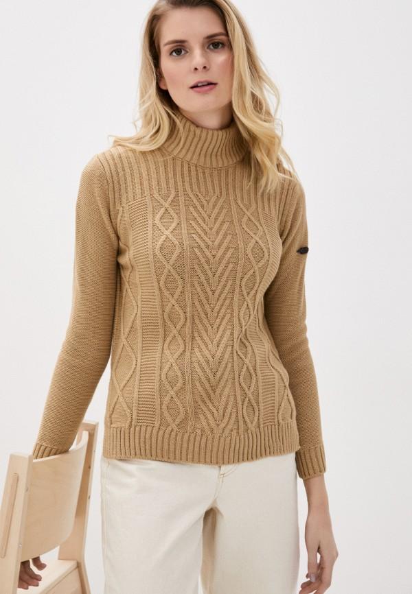 женский свитер giorgio di mare, бежевый