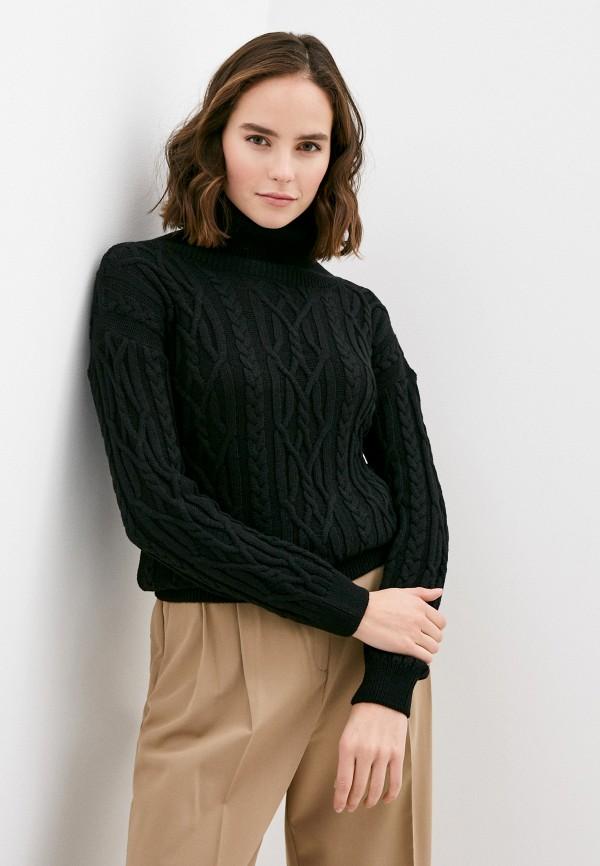 женский свитер giorgio di mare, черный