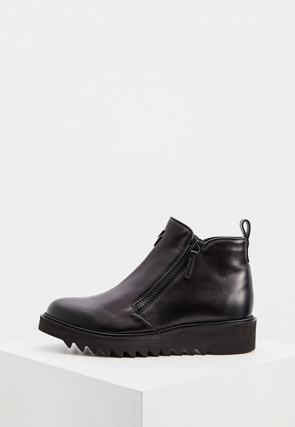 мужские ботинки giuseppe zanotti, черные