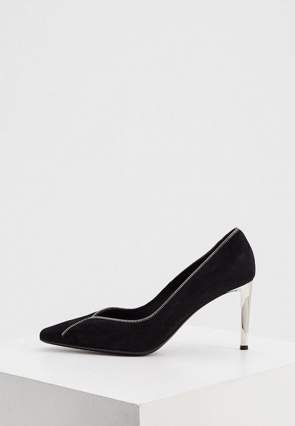 женские туфли giuseppe zanotti, черные