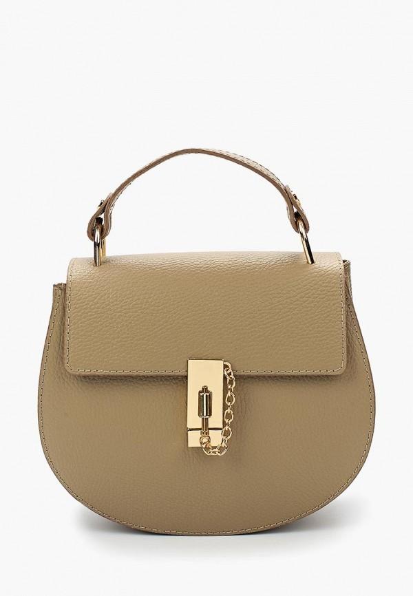 женская сумка giorgio costa, бежевая