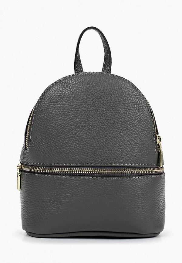 женский рюкзак giorgio costa, серый