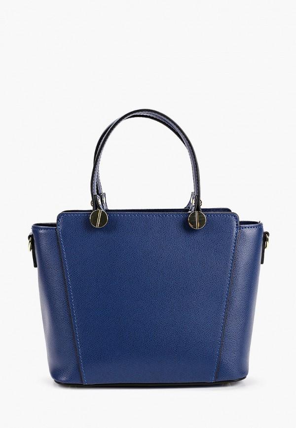 женская сумка giulia massari, синяя